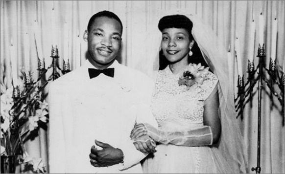Martin-Luther-King-Wedding